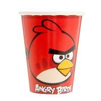 Стакан angry birds (набор 8шт) 1502-1117