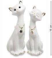 Xa-403 фигурка кот с кошкой