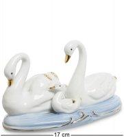 Фигура семейка лебедей 7