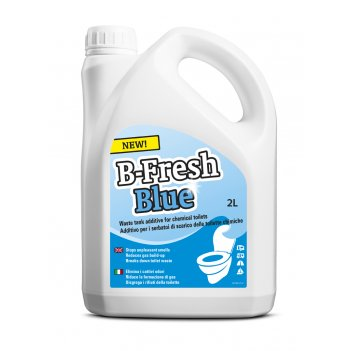 Жидкость для биотуалета b-fresh blue (2л)