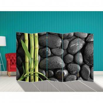 Ширма бамбук. декор 2 250 x 160 см