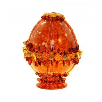 Яйцо янтарное
