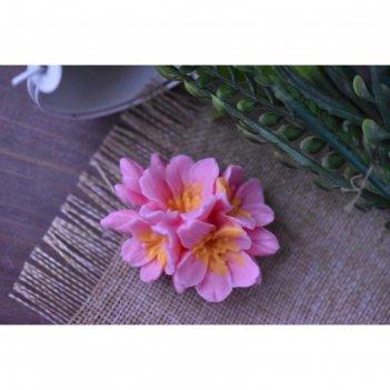 Силиконовая форма «цветы сакуры»