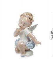 Jp-27/33 фигурка балерина-ангелочек (pavone)