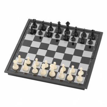 Шахматы магнитные 25 см