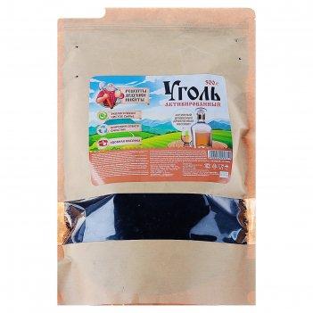 Уголь активированный абсолют рецепты дедушки никиты 500 г.