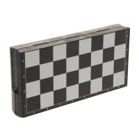 Набор игр 3в1 нарды, шахматы, шашки магнитные 19,5*19,5 см