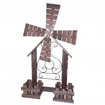 Декоративное ограждение 59-155 мельница
