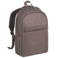 Рюкзак для ноутбука 15,6 rivacase 8065 44*31*12см, полиэстер, хаки