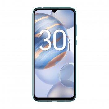 Смартфон honor 30i, 6.3, oled, 4гб, 128гб, 48мп, 4000мач, nfc, голубой