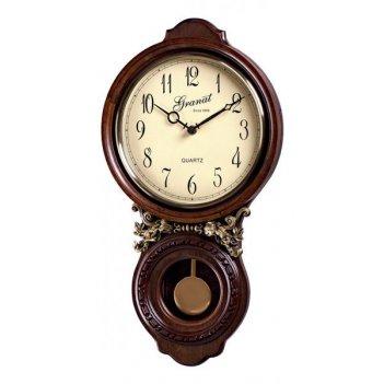 Настенные часы гранат серия gb gb 16304-1 granat