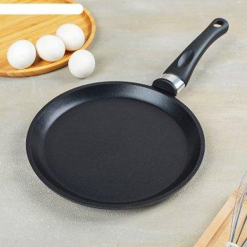 Сковорода блинная 22 см престиж