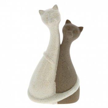 Фигурка декоративная кошки, l14 w7 h24,5 см