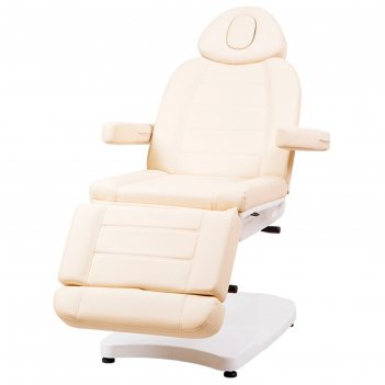 Косметологическое кресло sd-3803a, 2 мотора, цвет слоновая кость