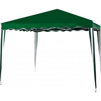 3001 тент шатер садовый легкосборный greenglade