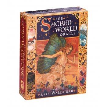 """Карты таро: """"sacred world oracle"""""""