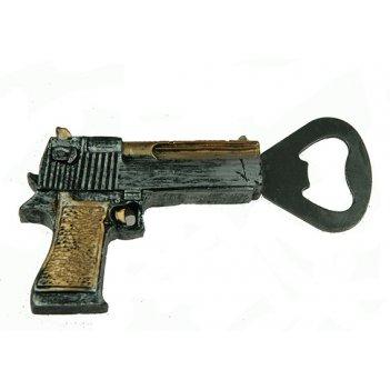 """Открывалка """"пистолет"""" 2*11*6см"""