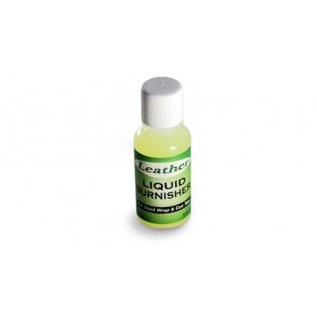 Средство leather liquid burnisher для обработки наклеек, 14 грамм