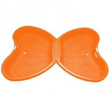 С 179 песочница- бассейн крыло бабочки цв.оранжевый  ( 1 крыло)
