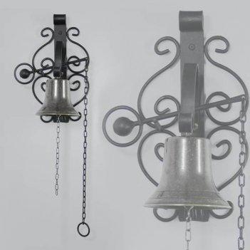 Набор: колокол на кронштейне