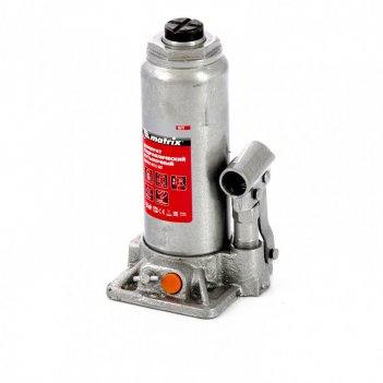 Домкрат гидравлический бутылочный, 6 т, h подъема 216-413 мм, в пластиково