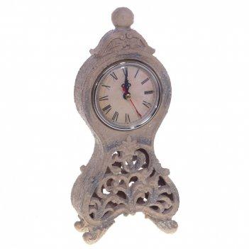 Часы настольные декоративные, l12,5 w6,5 h27,5 см, (1хаа не прилаг.)