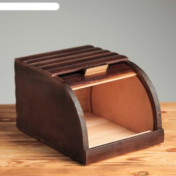 Хлебница кантри, 20 см, массив бука