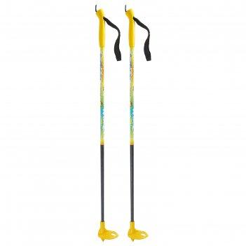 Палки лыжные стеклопластиковые trek сlassic (80 см)