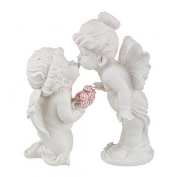 """Комплект фигурок из 2 шт коллекция """"amore"""" высота=28 см"""