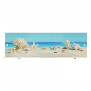 Экран под ванну премиум арт № 49, 168 см