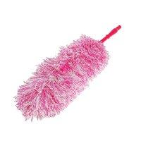 Щетка для удаления пыли 55 см, цвет розовый
