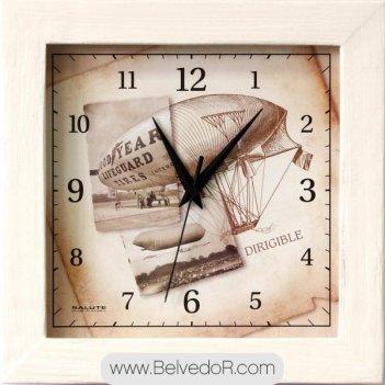 Настенные часы салют дс - 2ас7-177