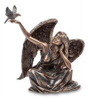 Ws-168 статуэтка ангел мира