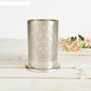Сушилка для столовых приборов 13,5х13,5х16 см