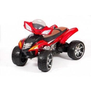 Электроквадроцикл barty quad pro (bj 5858) красный