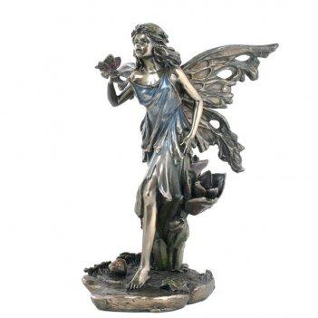 Фигурка декоративная фея, l20 w15 h27 см