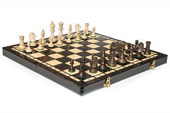 Шахматы большие олимпик 42х42см