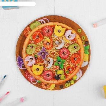 Головоломка пицца