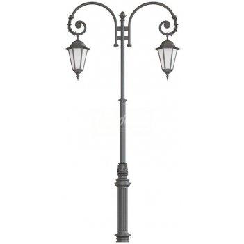 Фонарный столб а-11-2 со светильниками
