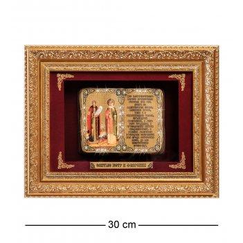 Пк-547 панно петр и феврония мал. 28х21