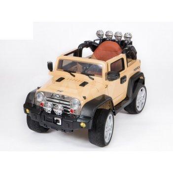 Электромобиль barty jeep wrangler покраска-глянец