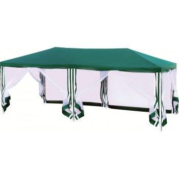 1056 тент-шатер садовый green glade