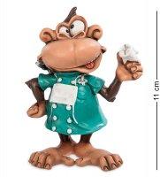 Rv-486 фигурка обезьяна стоматолог (w.stratford)