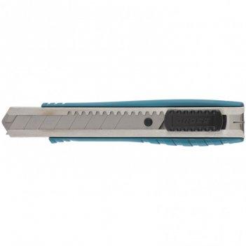 Нож, 160 мм, металлический корпус, выдвижное сегментное лезвие 18 мм (sk-5