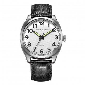 Часы наручные мужские михаил москвин, модель 1217a11l1