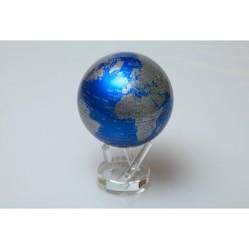 Глобус с политической картой мира