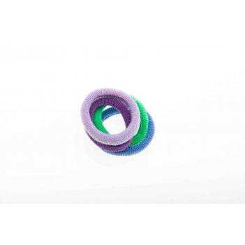 Резинки для волос dewal beauty цветные , midi (8 шт.)