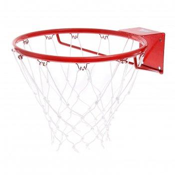 Корзина баскетбольная №7, d 450 мм, стандартная, с сеткой