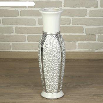 Ваза керамика напольная версаль