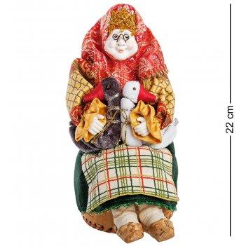 Rk-728/ 2 кукла-шкатулка жили у бабуси...